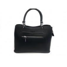 Женская сумка с волнистой верхушкой