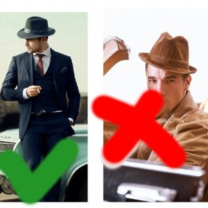 Несколько советов по выбору шляпы
