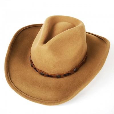 Фетровая ковбойская шляпа Бируанг