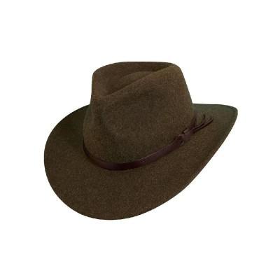 Шляпа коричневая в стиле Индианы Джонса