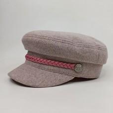Картуз розовый