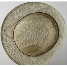 Льняная шляпа