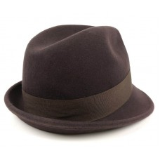 Fedora brown