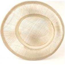Легкая летняя шляпа федора из пальмового волокна Синамей