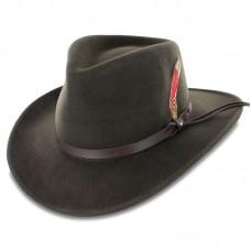 Зеленая шляпа Western Outback Hat