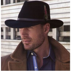 Western Outback Hat Crushable