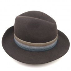 Draper Fedora Brown