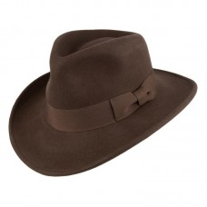 Indiana Jones Hats Promotional Fedora - Brown