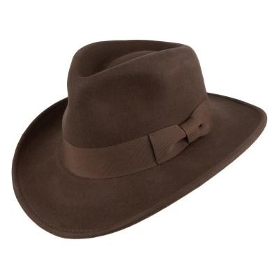 Шляпа Indiana Jones Hats Promotional Fedora - Brown
