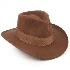 Indiana Jones Hats Promotional Fedora - Beige