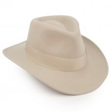 Indiana Jones Hats Promotional Fedora - White