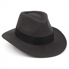 Серая шляпа Australian Fedora