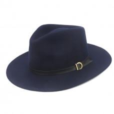 Шляпа Aztec Fedora blue