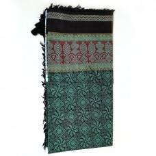 Платок афганский цветной