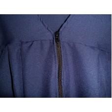 Академическая одежда темно-синяя