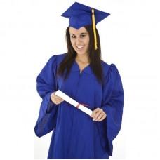 Академическая одежда синяя