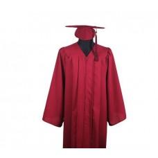 Академическая одежда бордовая