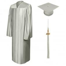 Академическая одежда светло-серая