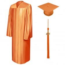 Академическая одежда оранжевая