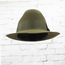 Шляпа Федора Лаваль хаки