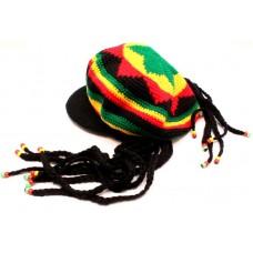Раста шапка Боба Марли