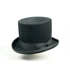 Шляпа Цилиндр, черная