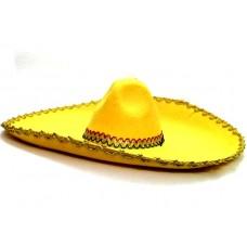 Сомбреро желтое