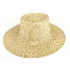 Шляпа с формованным верхом